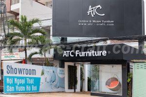 Showroom nội thất quận 2 Thảo Điền, TPHCM. ATC Furniture