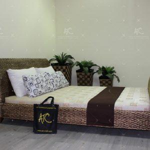 Water Hyacinth Bedroom WAIS-023-1