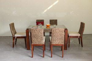 indoor dining water hyacinth WADI-058