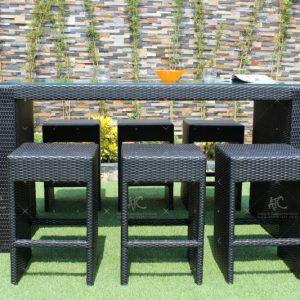 Indoor wicker furniture RABR-004