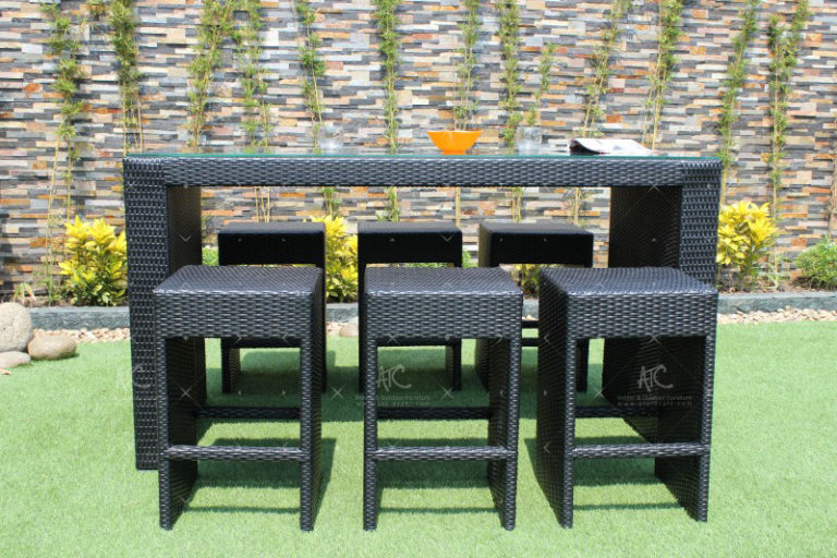 Indoor wicker furniture RABR-004