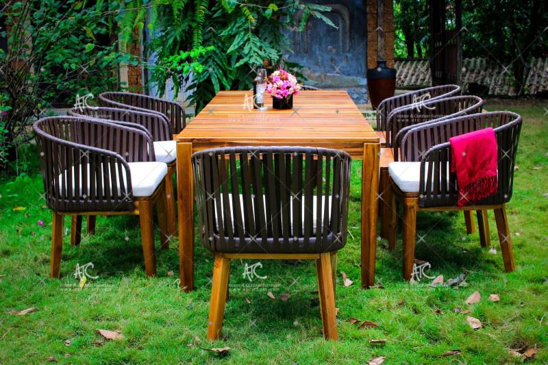 Outdoor dining furniture sets RADS-129