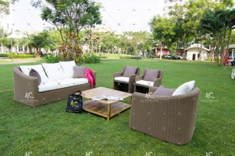 Outdoor garden sofa RASF 005