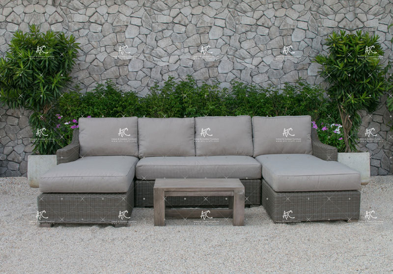 outdoor sofa RASF 127