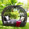 outdoor sunbed RABD-087