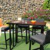 outdoor wicker garden furniture RABR 010 8