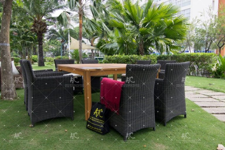 Patio dining set RADS-019