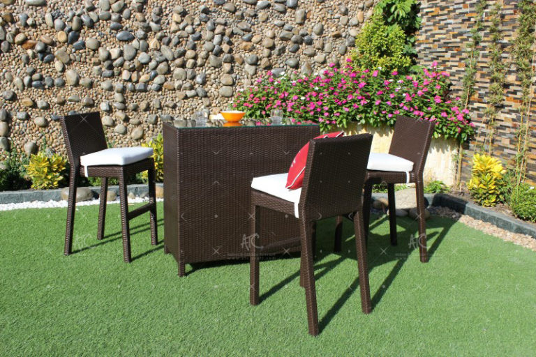 Plastic outdoor furniture RABR-097