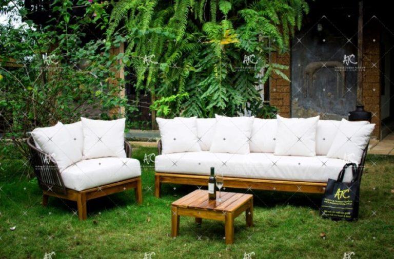Rattan garden furniture RASF 111