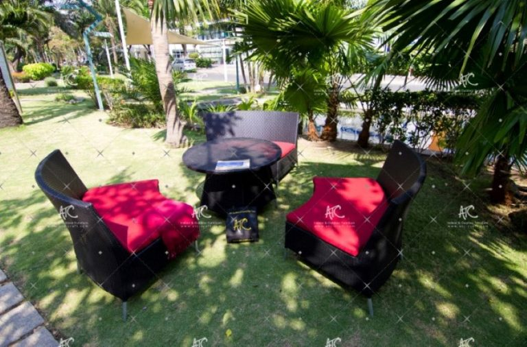 Rattan garden furniture RASF 133