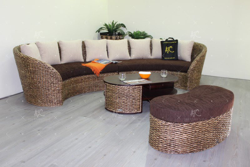 water hyacinth furniture WAIS-105