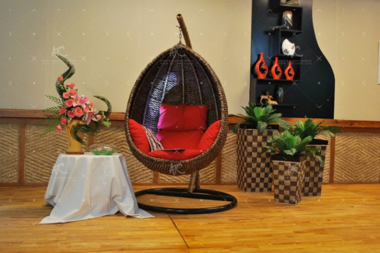 Hyacinth hammock hanging chair WACF-031