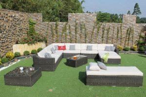 outdoor furniture sofa sets RASF-033