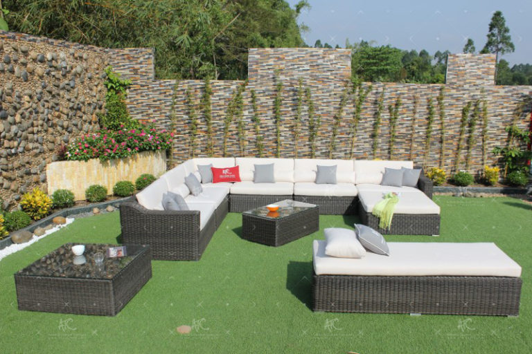 outdoor furniture sofa sets RASF-033