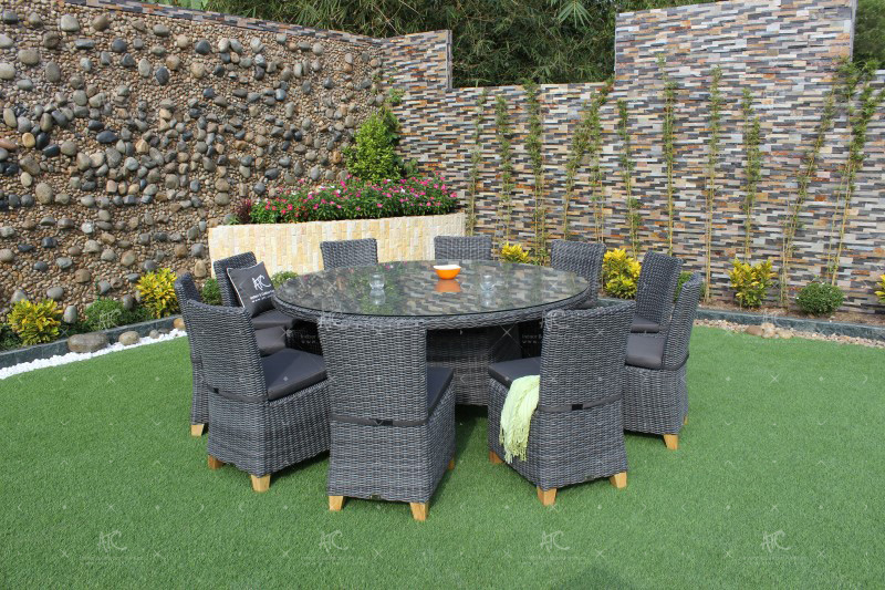 Outdoor resin wicker furniture RADS-161A