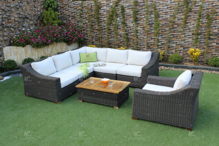 Rattan conservatory furniture RASF-100