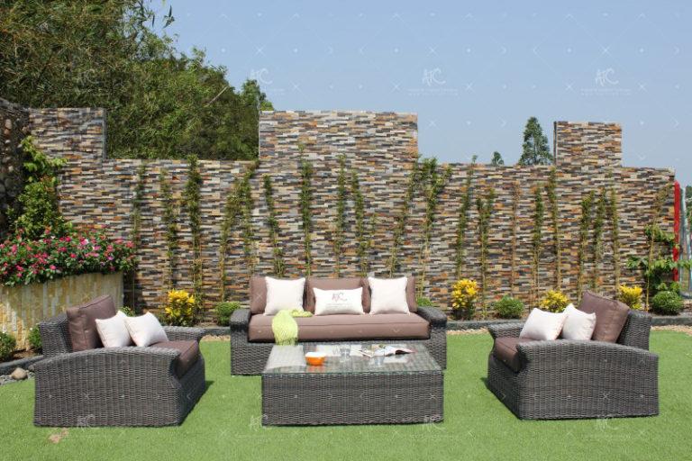 Resin patio furniture RASF-098