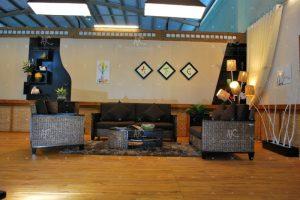 Water hyacinth sofa sets WAIS-010