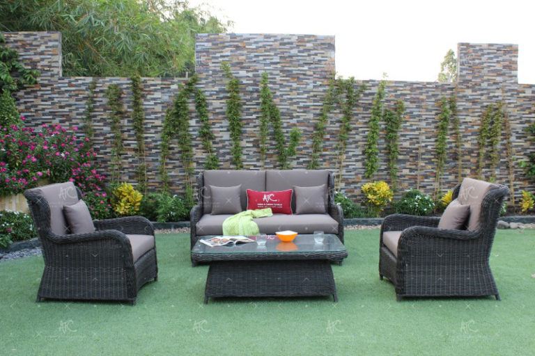 Wicker outdoor patio furniture RASF-045A