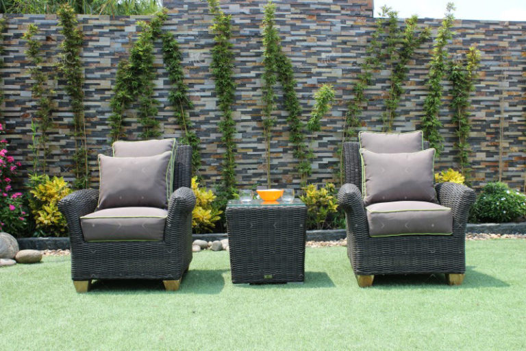 Wicker patio furniture set RASF-139