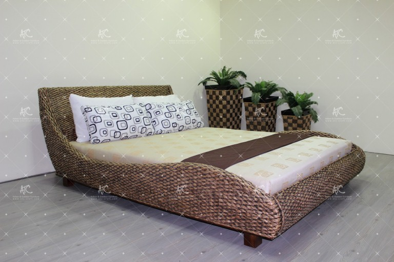 water hyacinth bedroom furniture WAIS 075