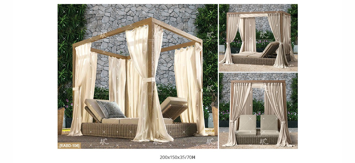 aland collection daybed sunbrella 19