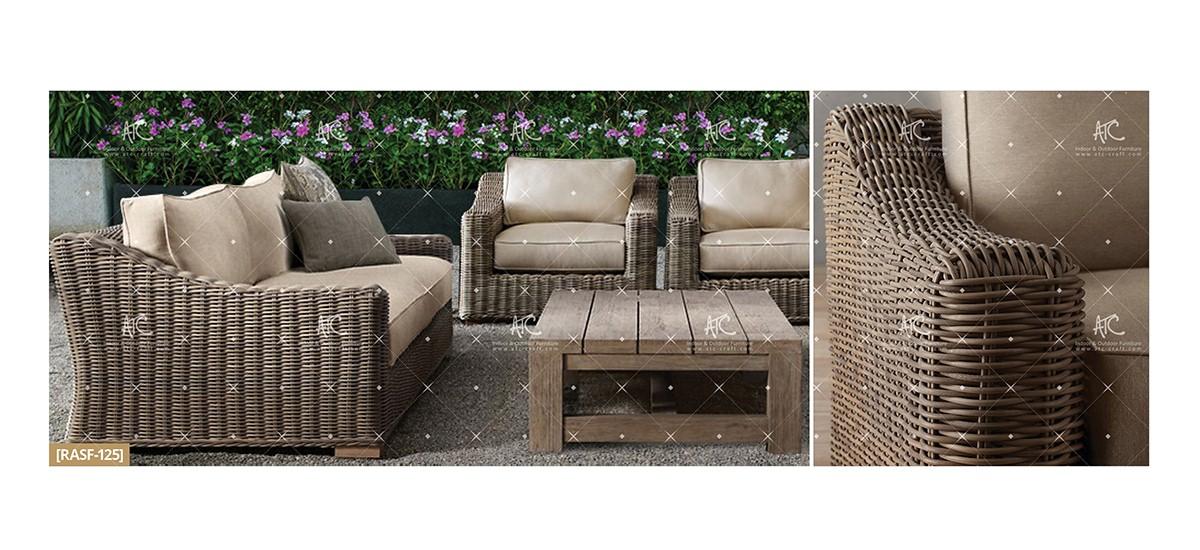 Aland Collection Sofa Set 4