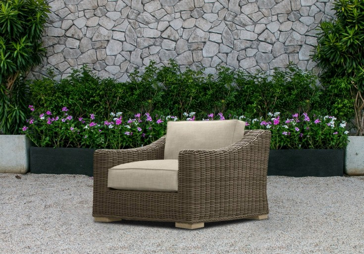 Aland Collection Armchair