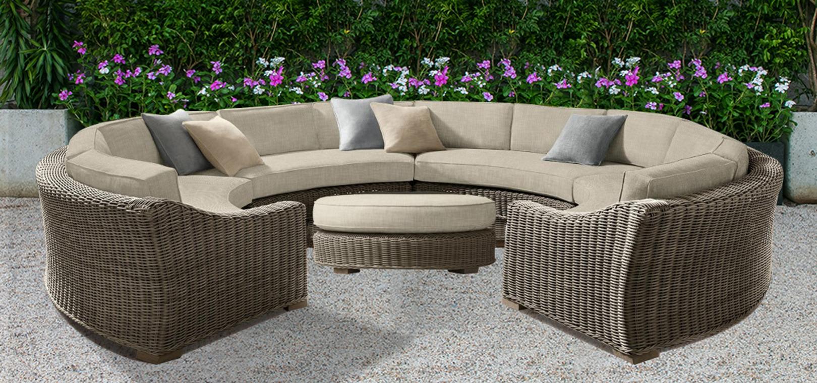 Alan Collection Outdoor Sofa 4