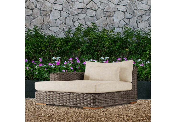 Bora patio furniture daybed