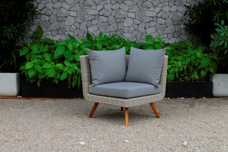 canary poly wicker outdoor furniture