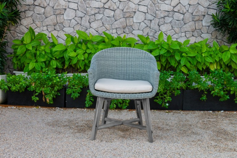 canary wicker patio furniture armchair
