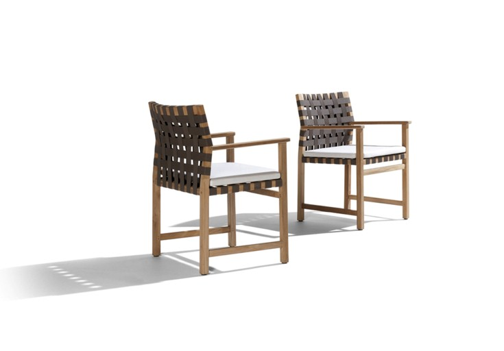 eagle patio furniture wooden armchair