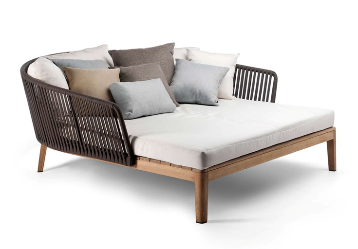 eagle outdoor furniture wooden daybed