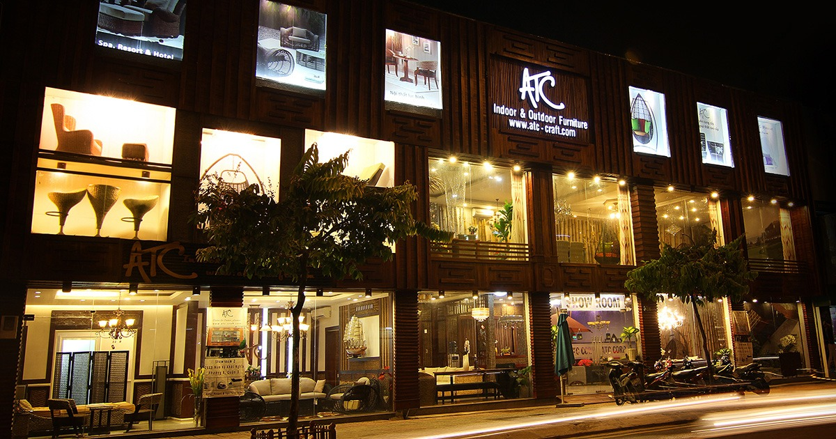 ATC Furniture showroom