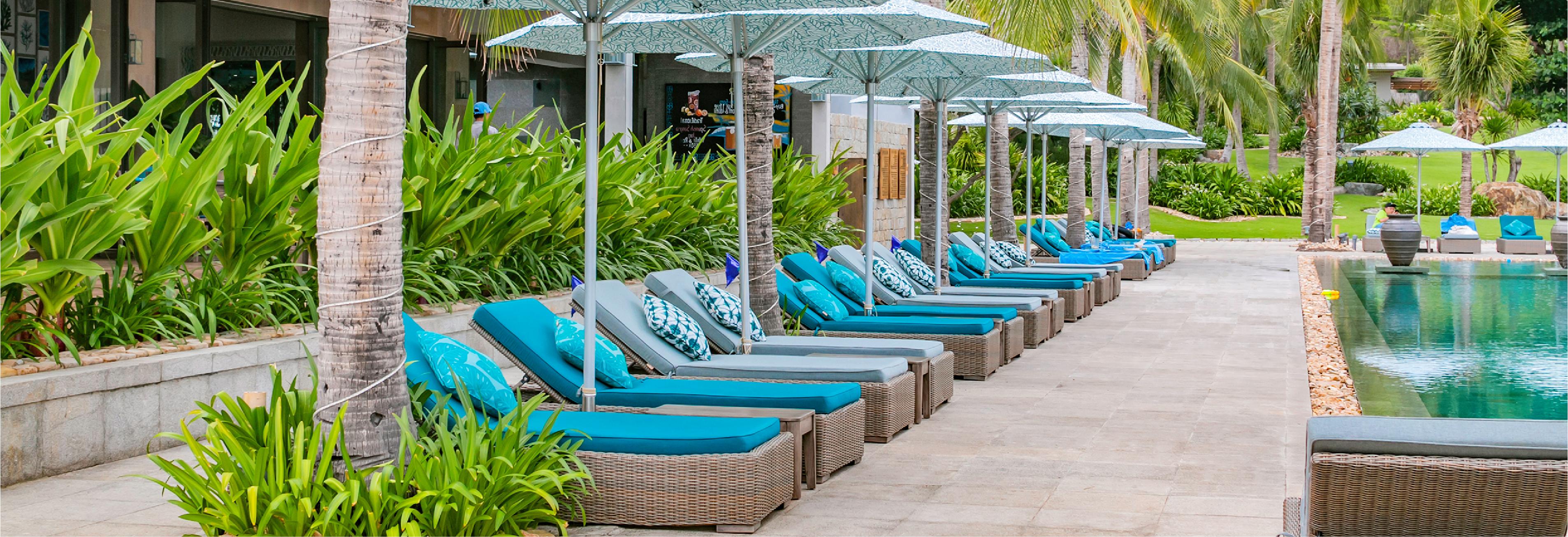 ATC Furniture cung cấp nội thất cho các dự án resort khách sạn