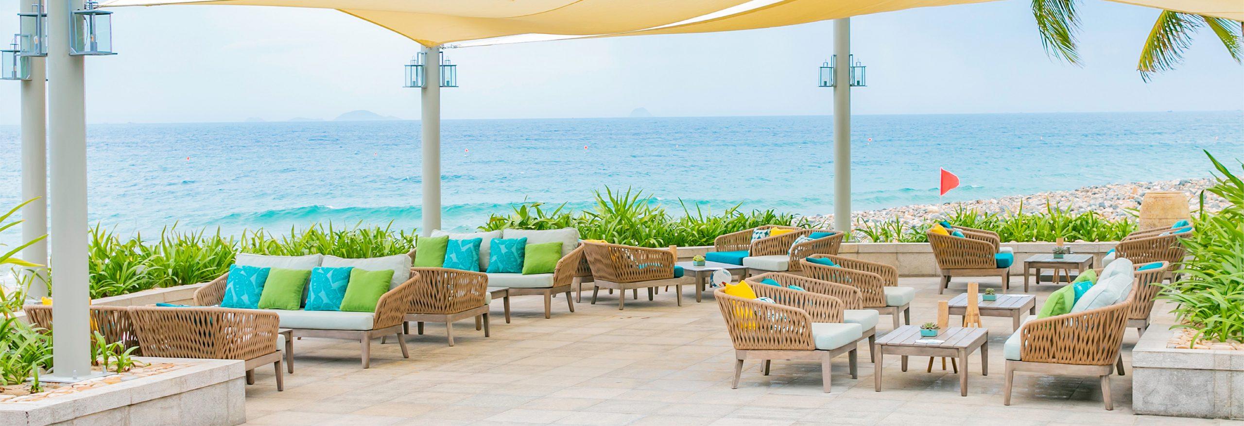 ATC Furniture cung cấp nội thất, ngoại thất resort nhà hàng