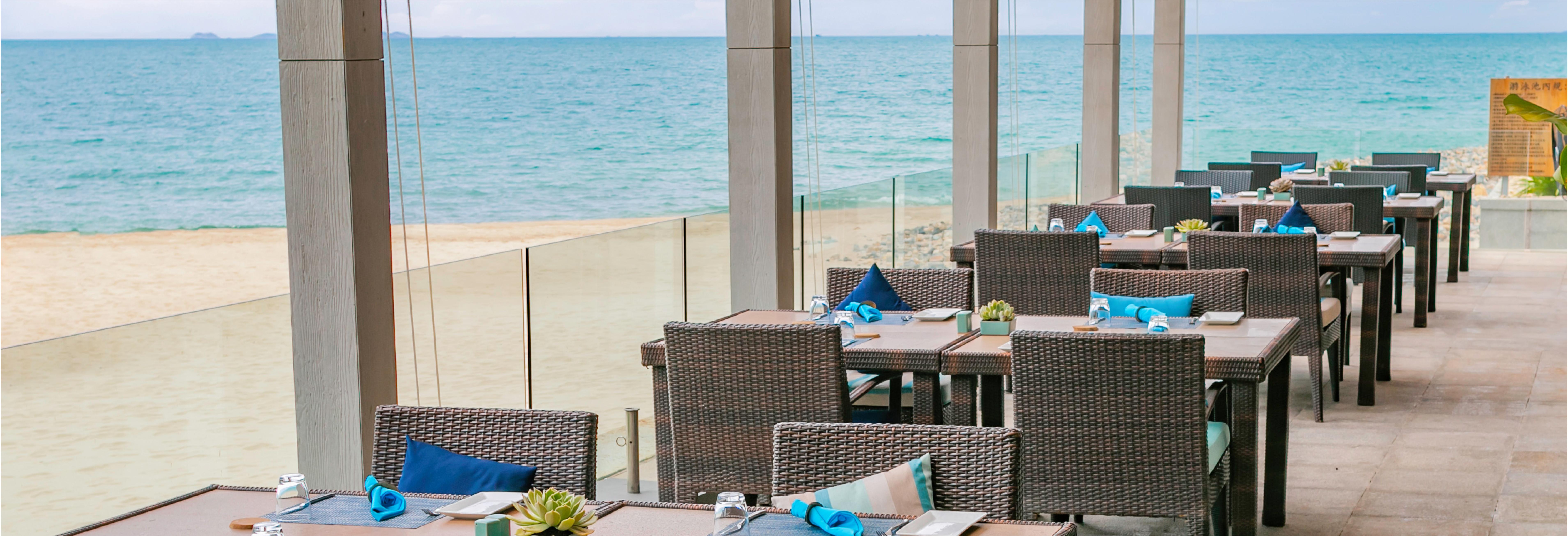 Dự án cung cấp nội thất nhà hàng biển ATC furniture