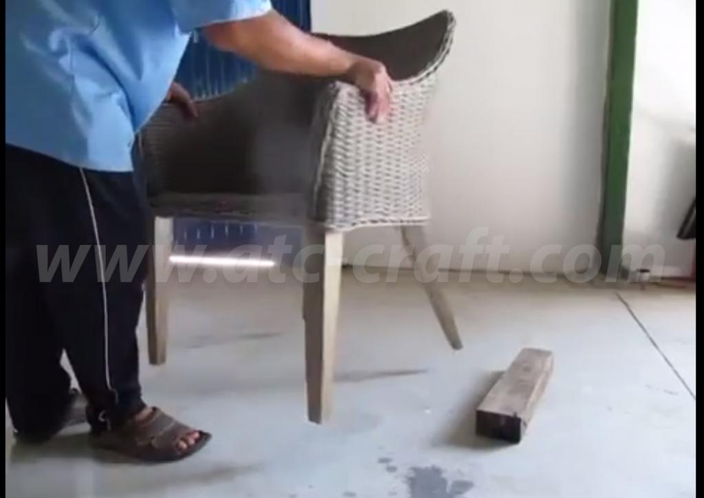 Cách đơn giản và hiệu quả để sửa chữa chân ghế lung lay