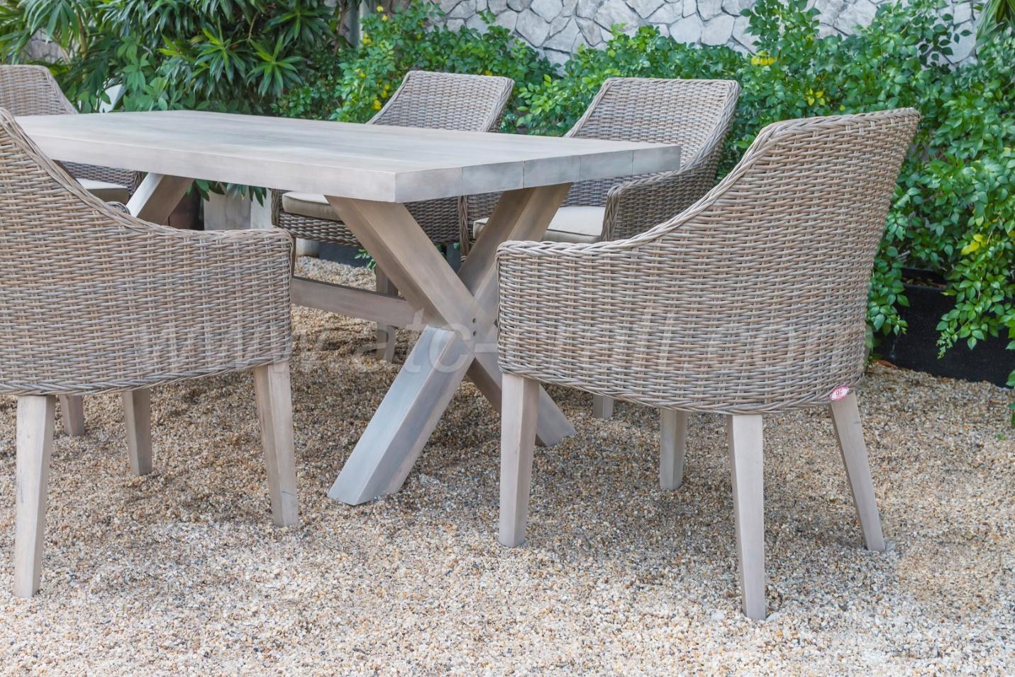 Sửa chửa chân ghế bị lung lay - chia sẻ từ nhà sản xuất ngoại thất ATC Furniture