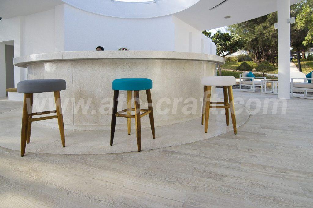 Ghế bar cafe độc đáo từ nội thất cao cấp ATC Furniture