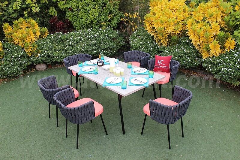 ATC Furniture cung cấp bàn ăn và ghế ngoài trời cao cấp giá sỉ
