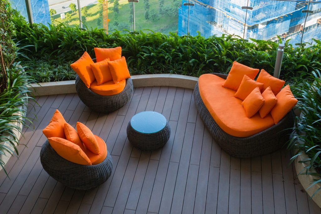 Nên lựa chọn nội thất phòng khách nhỏ gọn cho không gian nhỏ
