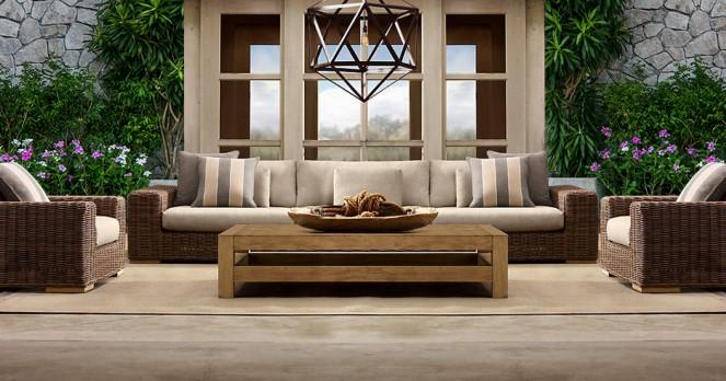 Nội thất phòng khách mang lại vẻ đẹp sang trọng cho khu vực của bạn