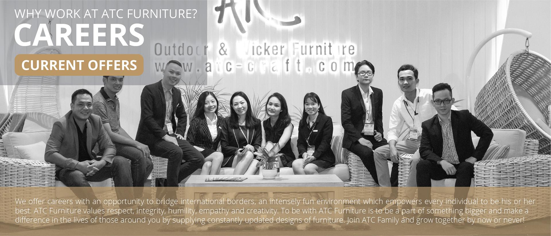 ATC Furniture tuyển dụng