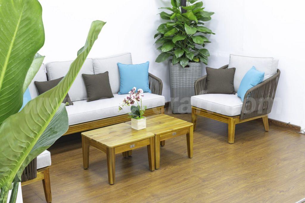 Top 5 bộ bàn ghế sofa ngoài trời bán chạy nhất 2019 - ATC Furniture