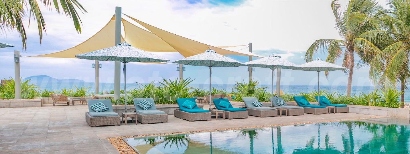Cung cấp nội thất resort du lịch biển dành cho các khu nghỉ dưỡng, biệt thự biển