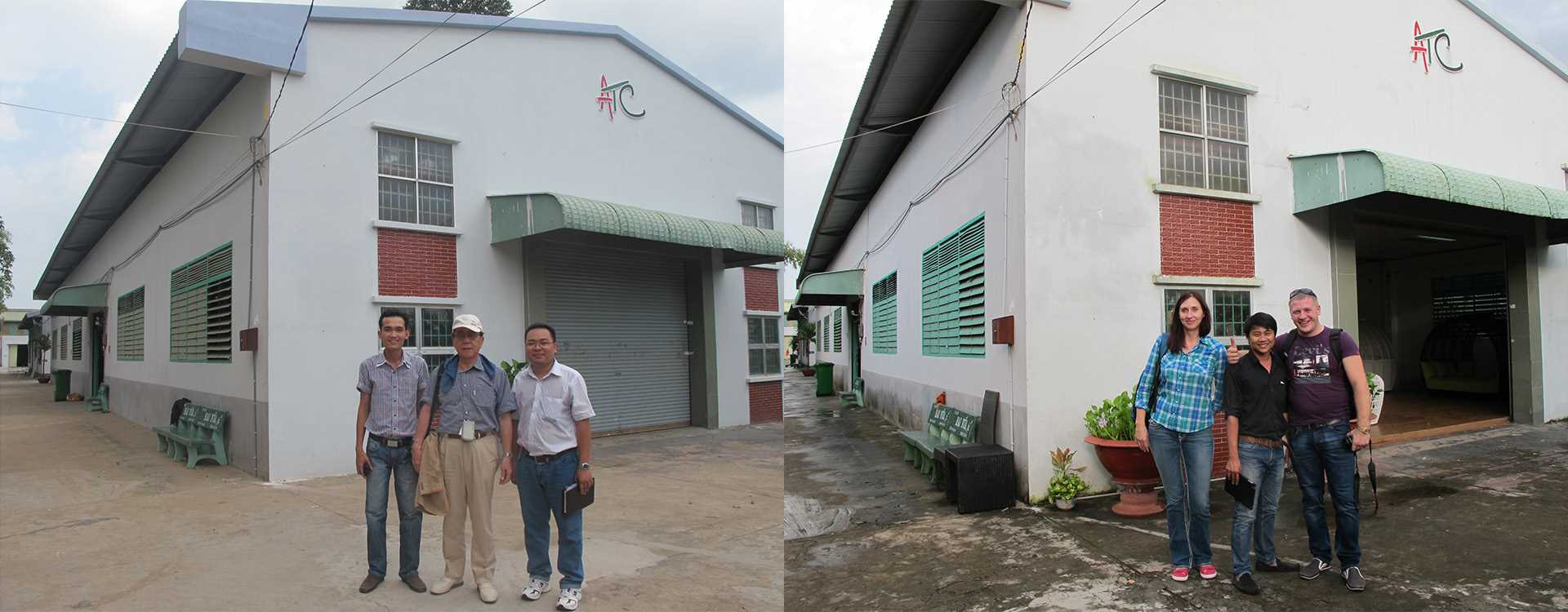 ATC Vietnam Garden Furniture Factory Visit