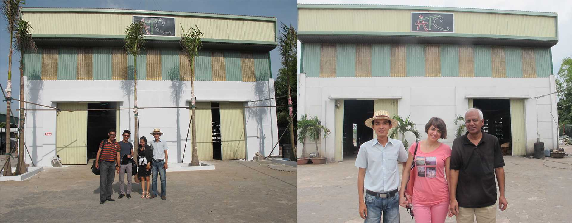 Vietnam Furniture Manufacturer Factory Visiting