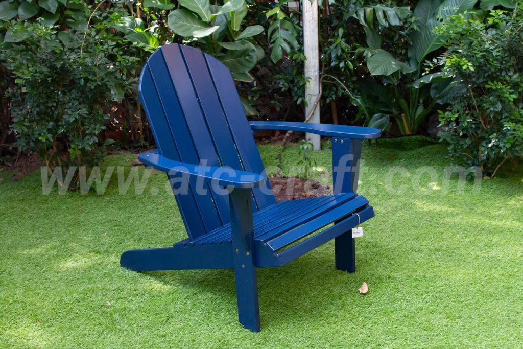 Ghế gỗ thư giãn ngoài trời muskoka